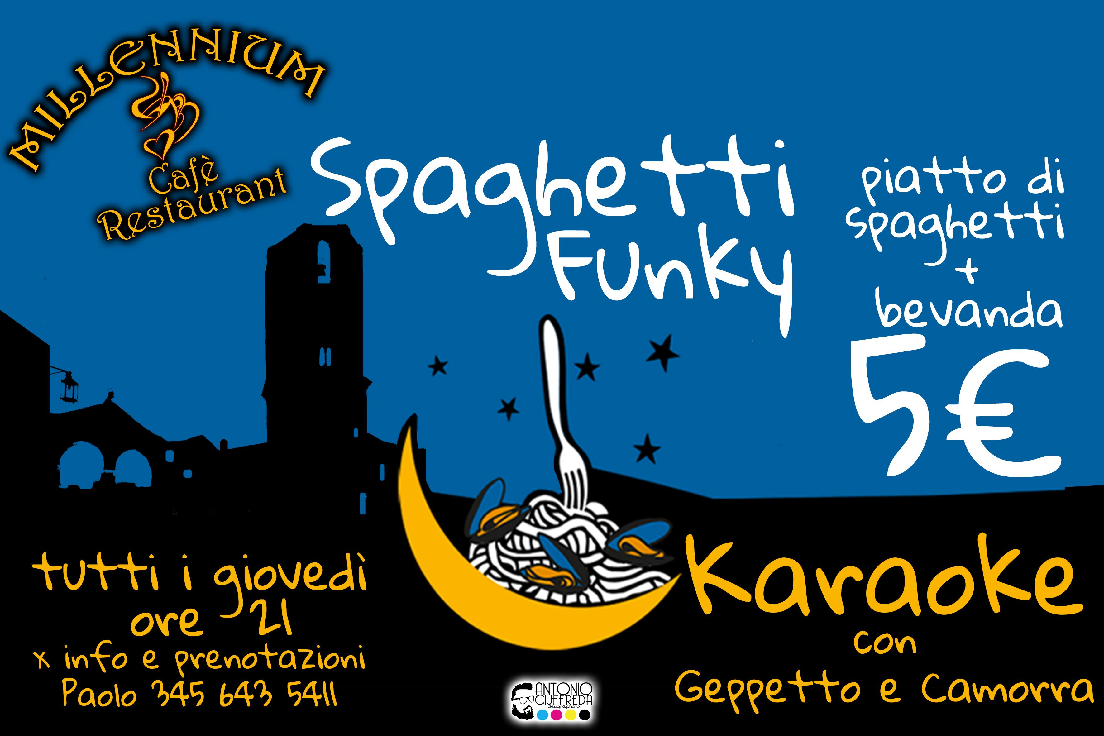 spaghetti funky